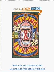 The Graphic Artist Guild Pricing & Ethical Guidelines Book