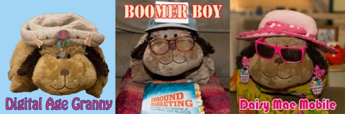 The Boomer Family © Marketing Bytes