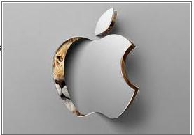 A MAC LION OS X logo