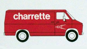 The charrette van