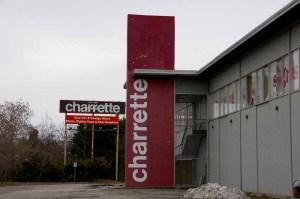 The charrette building now